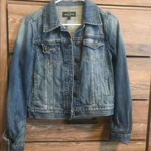 J crew denim jacket